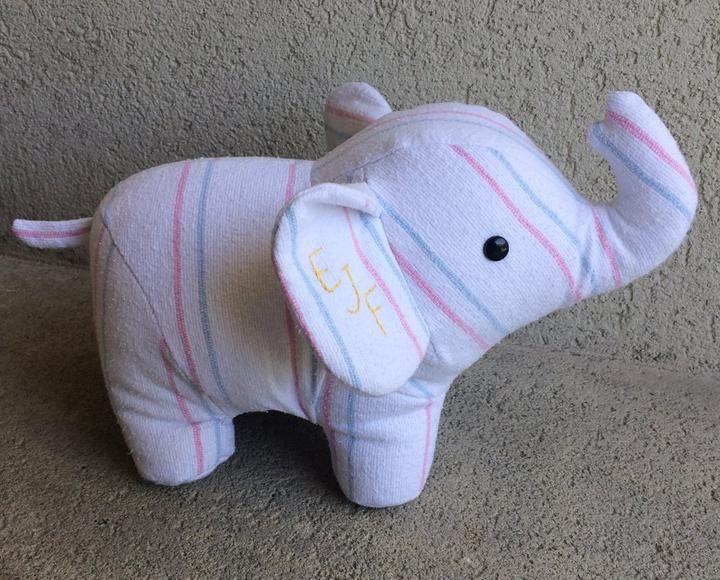 Keepsake memory elephant large new baby products baby