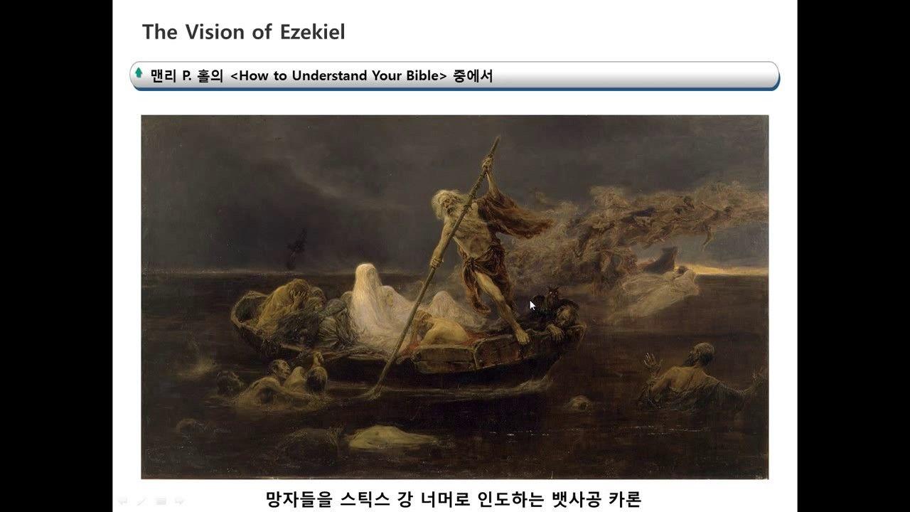 윤앤리의 사는 이야기 EP #183 - 성경 심볼리즘 (에스겔의 비전, Part 1)