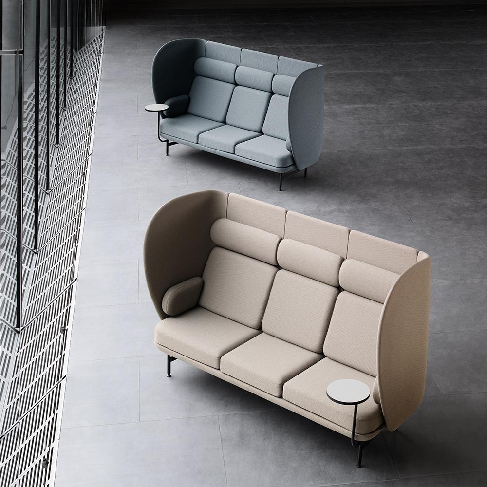 Office Furniture Transforming The Future Of Workspace Culture At Orgatec 2018 Office Sofa Design Office Furniture Chairs Furniture