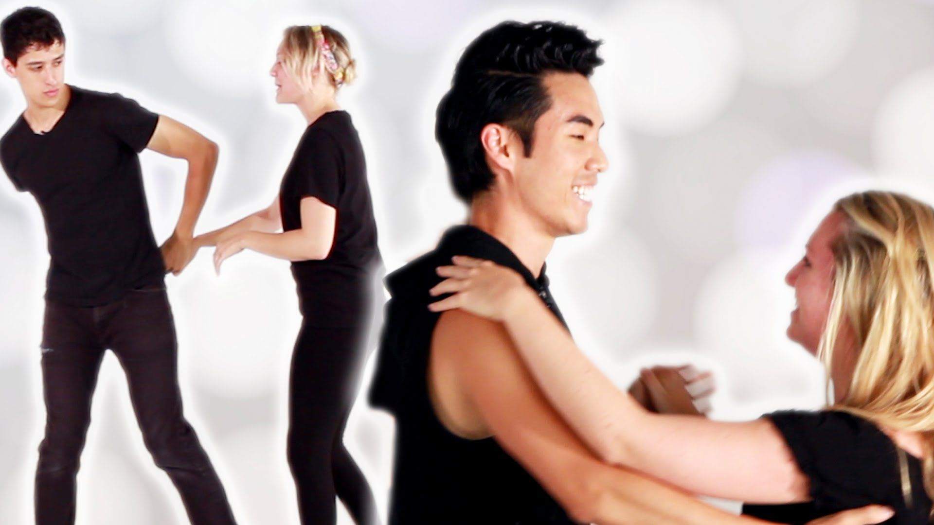 Americans Try Salsa Dancing For The First Time Salsa