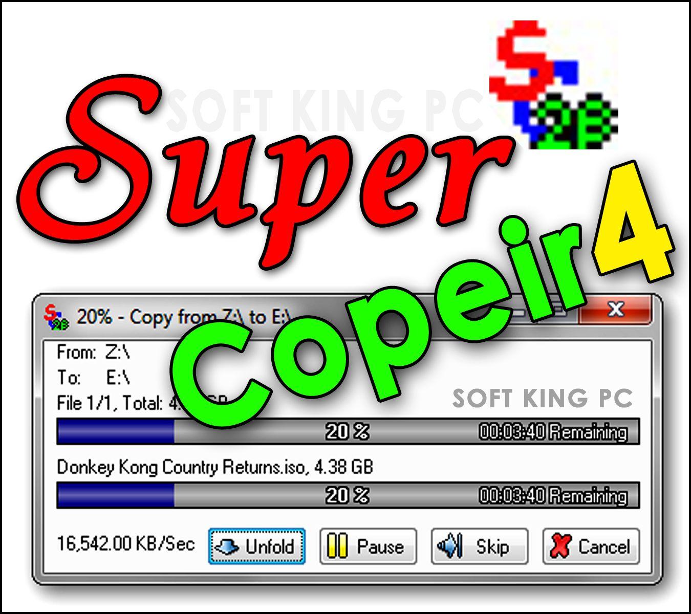 Supercopier Latest Version 2018 Download Free Software Download