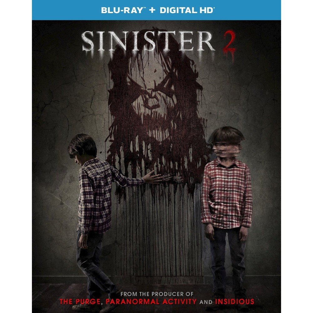 Sinister 2 Blu Ray Sinister Horror Movies Scary Movies
