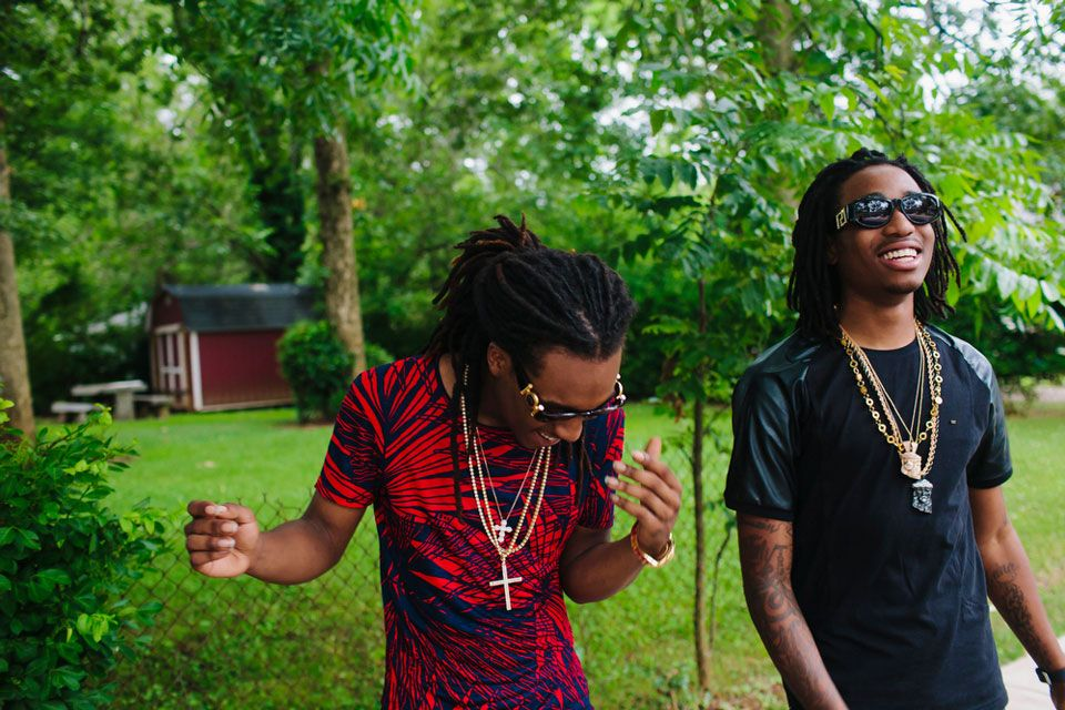 GEN F: Migos | Migos❤️ | Migos quavo, Music artists, Hip hop