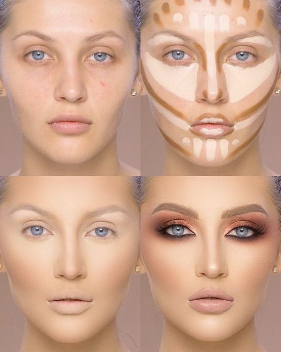 Wonderful Free Makeup techniques for teens Thoughts ,         Wunderbare kostenlose Make-up Technik