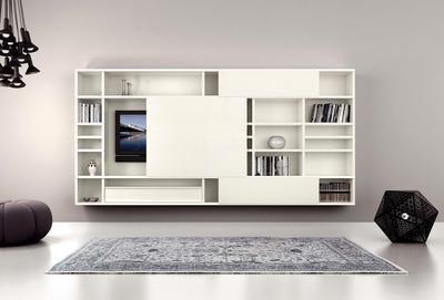 Woonkamer Tv Kast : Bekijk de foto van fleurvdh met als titel idee tv kast woonkamer