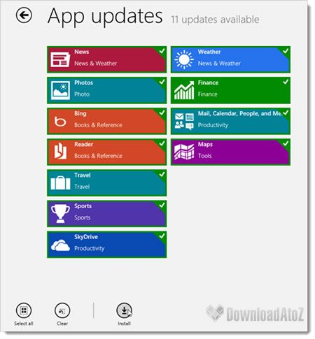 It's Windows 8! It's Metro App! It's Windows 8 Metro Apps