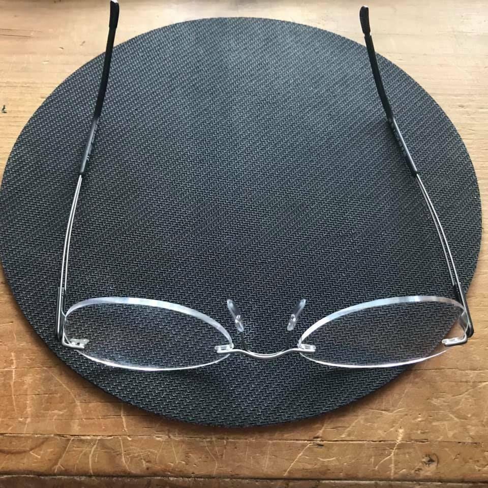 SILHOUETTE 7658 Titan Rimless Frames Glasses #Silhouette