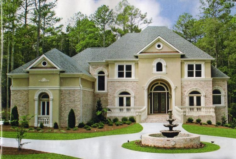 Strange 1000 Images About House Design On Pinterest Luxury House Plans Largest Home Design Picture Inspirations Pitcheantrous