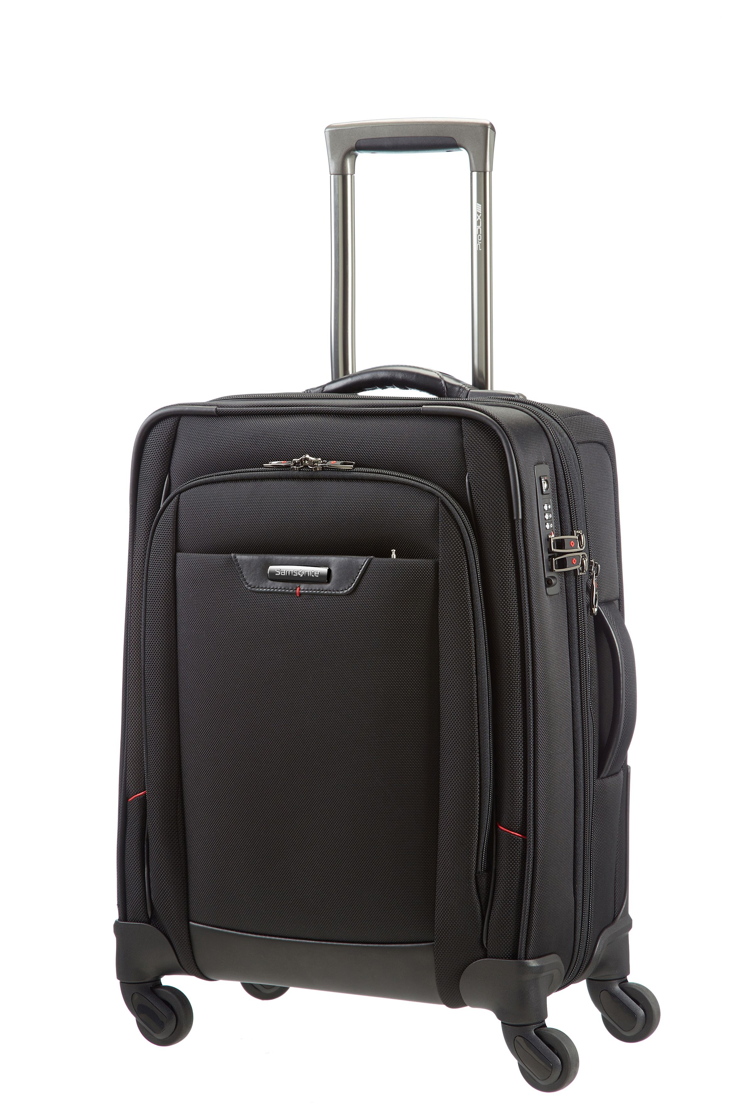 Pro-DLX III Black Spinner 55cm #Samsonite #ProDLX #Travel ...