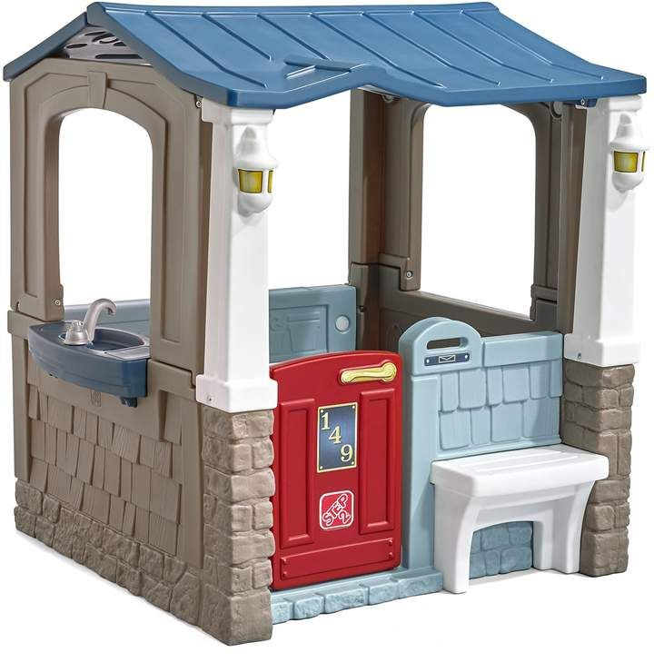 Step2 Seaside Villa Cottage Play Houses Build A Playhouse