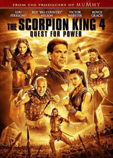 The scorpion king 2 hd hindi dubbed