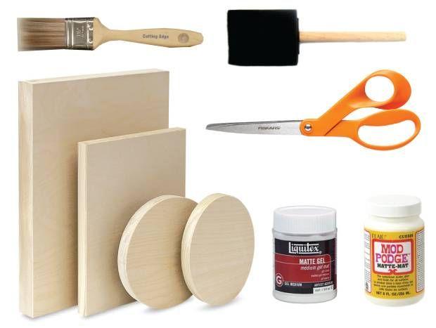 DIY Photo-to-Canvas and Wood Prints   Diy prints, Diy ...