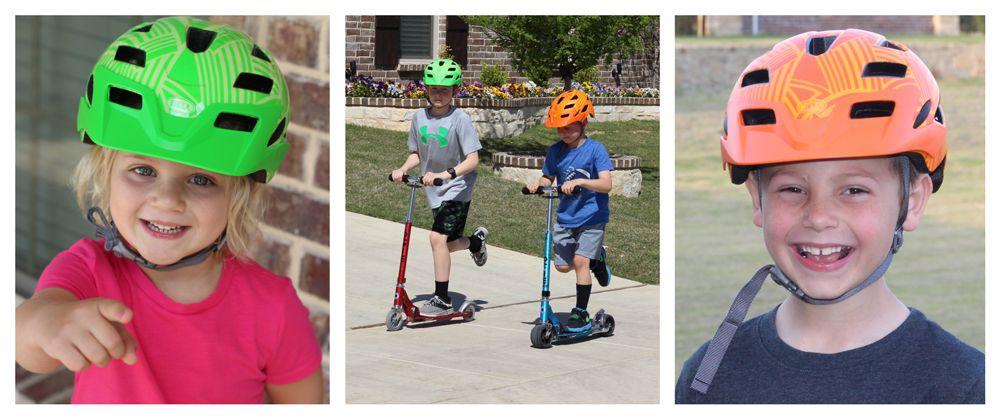 Bell Youths Sidetrack Helmet