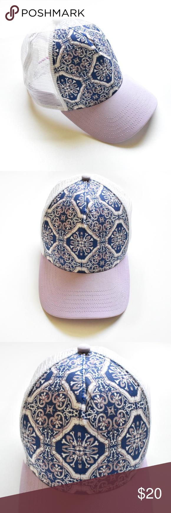 Prana La Viva Trucker Hat Women Accessories Hats Trucker Hat Accessories Hats