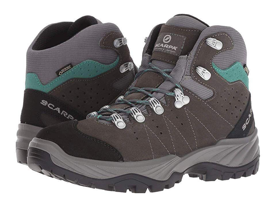 d0029e2622c Scarpa Mistral GTX(r) Women's Shoes Smoke/Lagoon | Products | Shoes ...