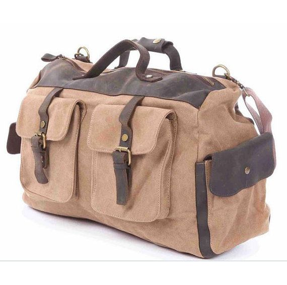 Fashionable backpack,Travel package,Single shoulder bag,Leisure men's and women's bags ,Canvas bag ,Handbag on Etsy, $59.99