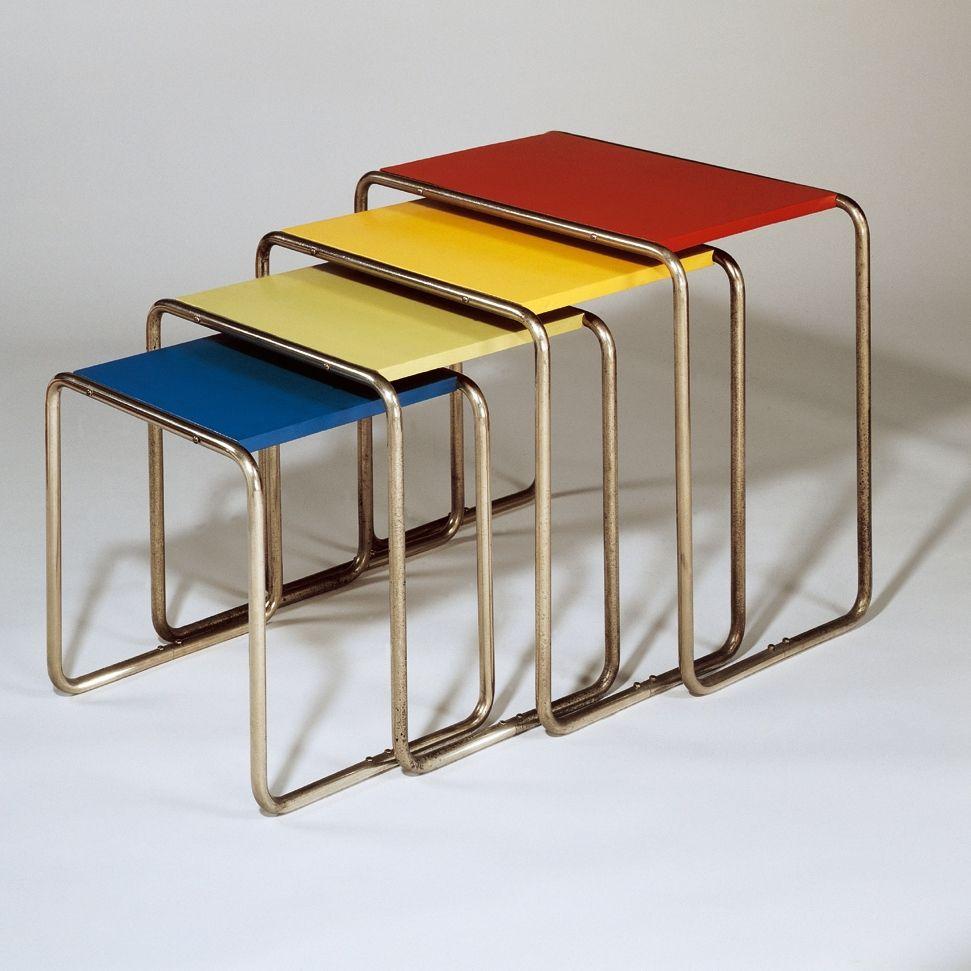 Bauhaus Minimalismo Y Aula # Muebles Bauhaus Caracteristicas