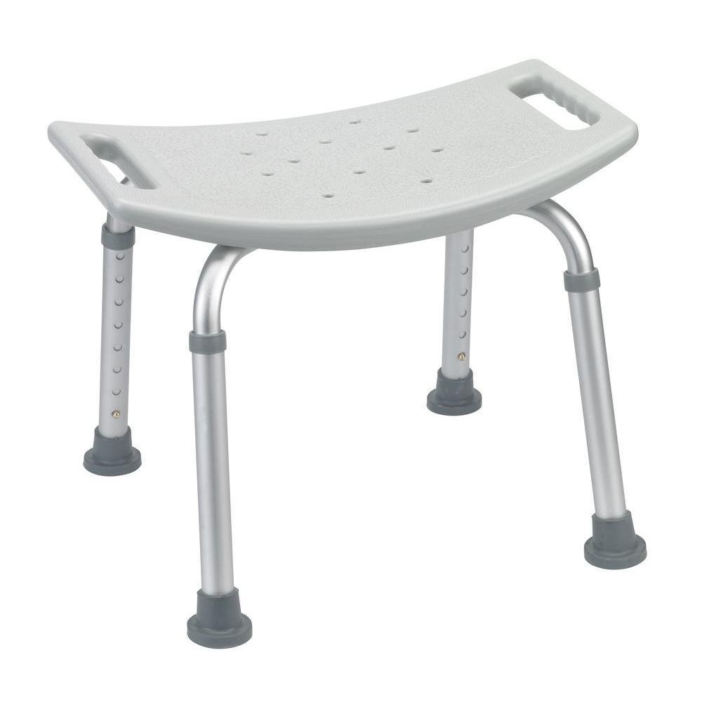 Dreamline 12 7 8 In X 15 In Natural Teak Wood Folding Shower Seat In Chrome Shst 01 Tk The Home Depot Bathroom Safety Shower Chair Shower Tub