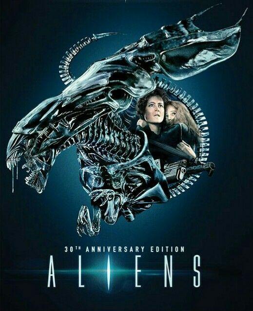 Aliens Horror Movie
