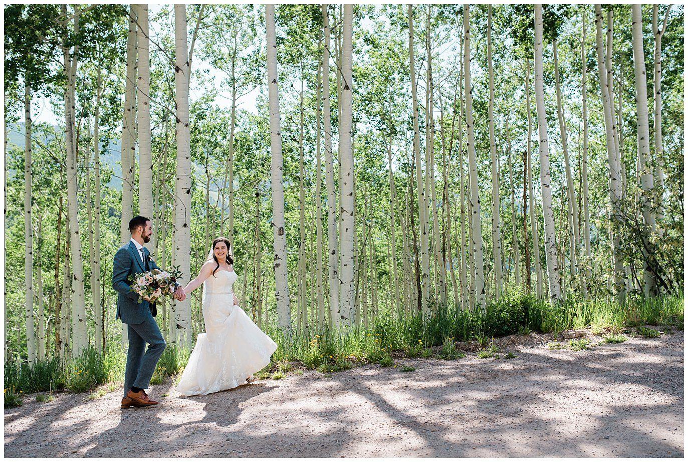 Photo of Allie's Cabin Beaver Creek Wedding, Sonnenalp Hotel Vail Colorado Wedding, Vai …