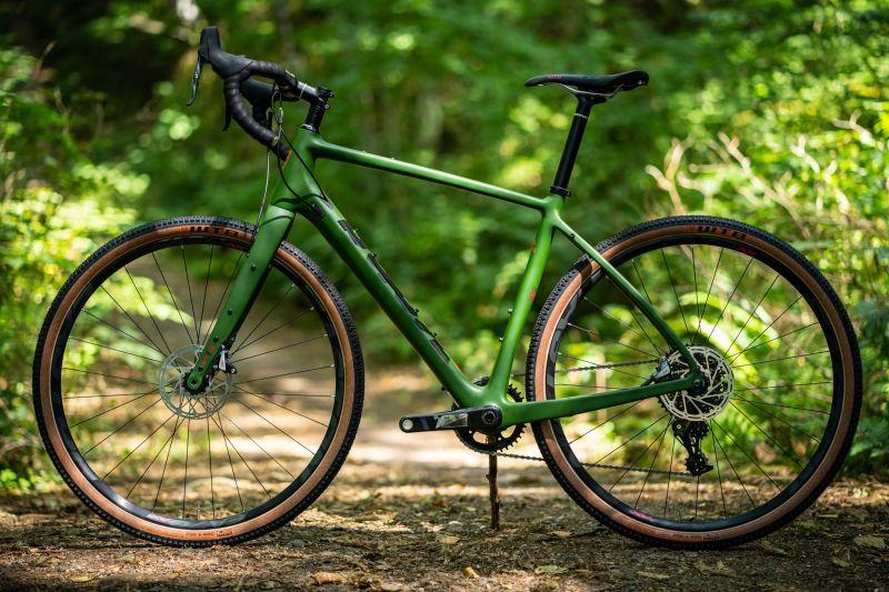 Kona Libre le gravel en version carbonisé Vélo de
