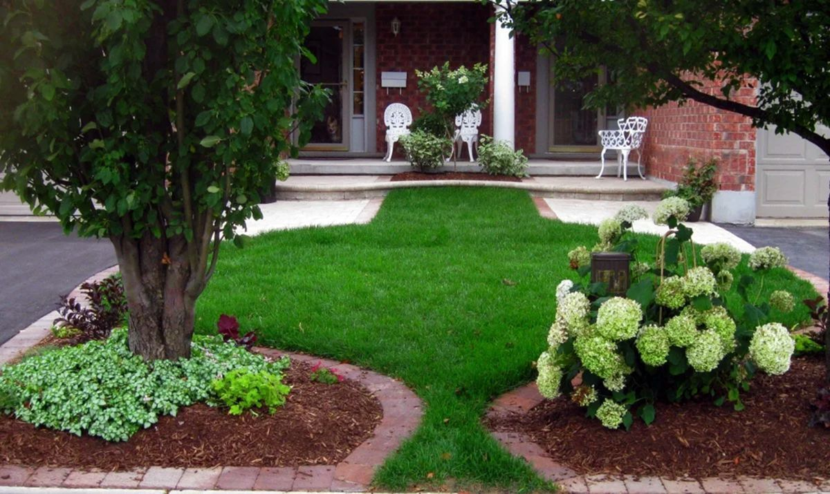 Top 20 Beautiful Front Garden Design Ideas For More Shady Homes ...