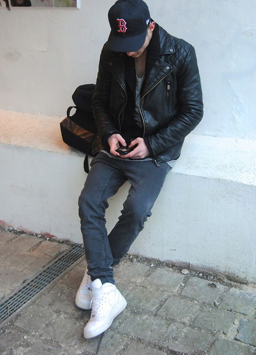 Air Force 1 High Outfit : force, outfit, Force, Outfit, Ideas, Outfit,, Outfits,, Street, Style