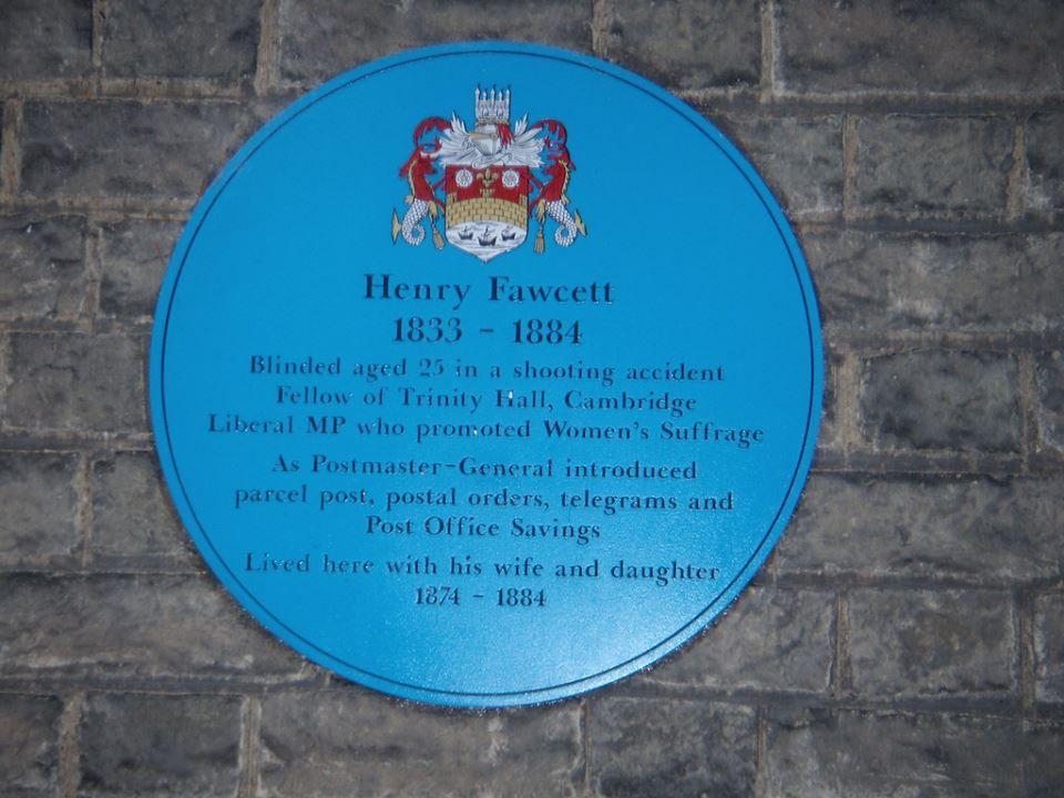 Henry Fawcett, Post Master General