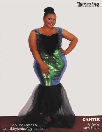 """""""CANTIK By Jeniee"""" Debuts 1st Lookbook/Holiday Collection, """"The Curvy Beginning"""""""