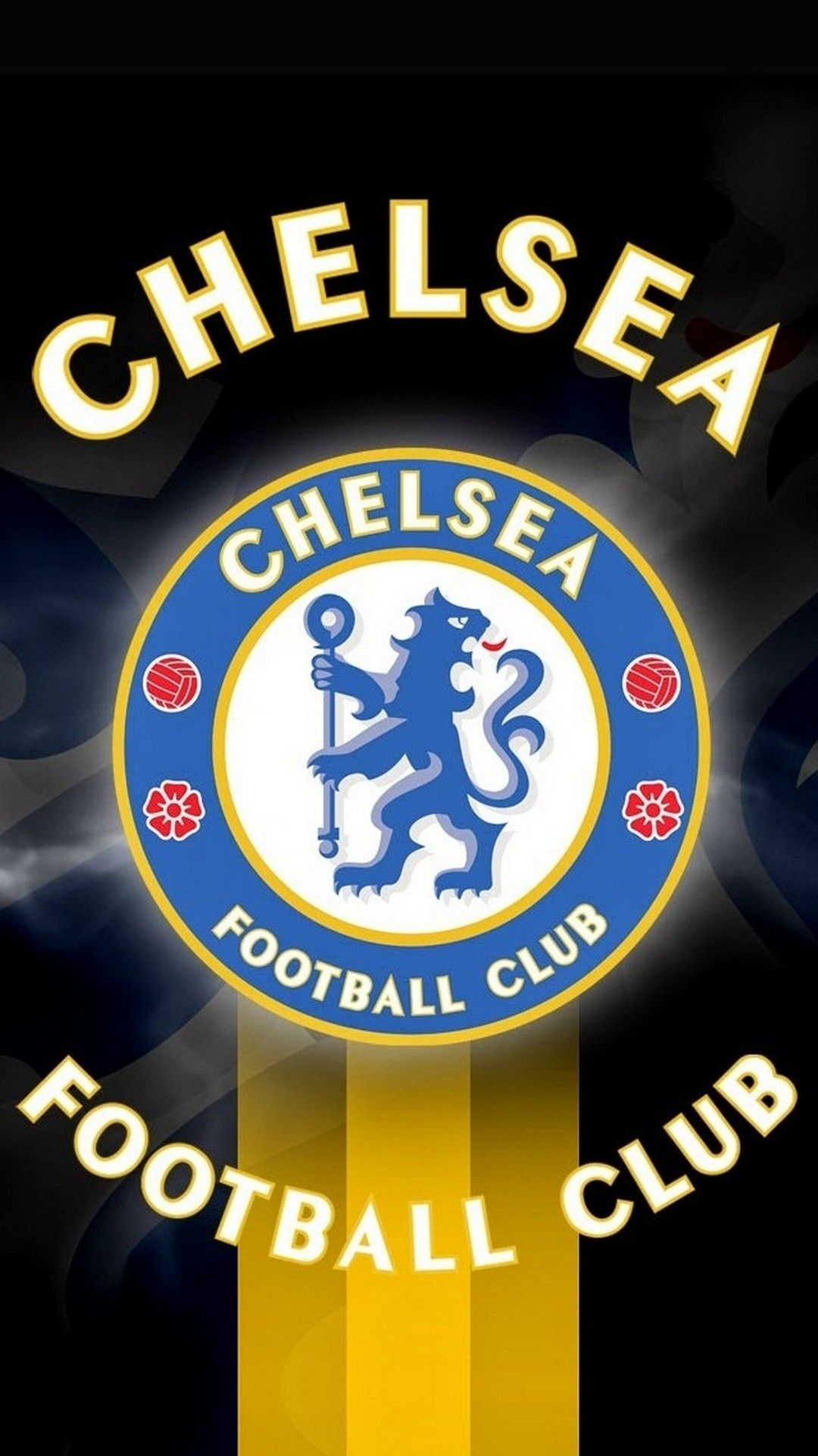 iPhone Wallpaper HD Chelsea Champions League
