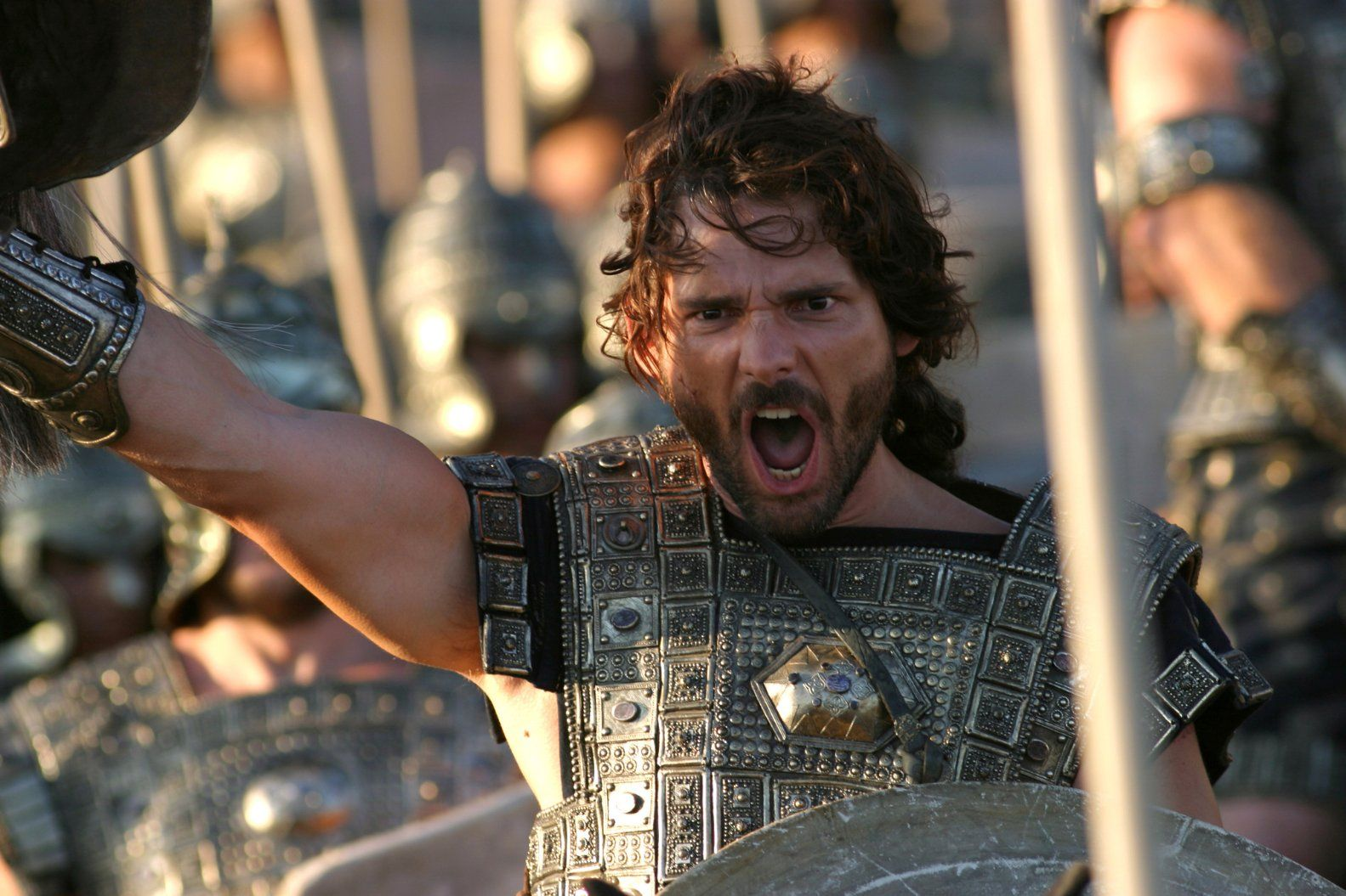 historical accuracy of troy the movie Inaccuracies in the film troy would be inaccuracies from a mythical, not historical perspective that said, the film does indeed clash with the iliad and epic.
