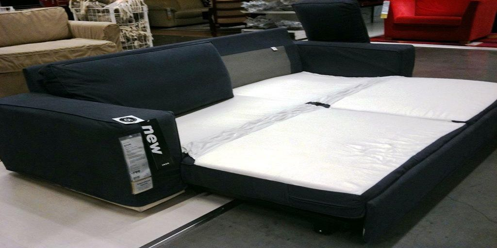 Sectional Ikea Pull Out Couch Sofa In 2020