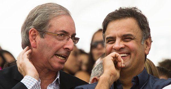 Decisão do Supremo pró-Aécio deverá beneficiar Cunha, preso há um ano