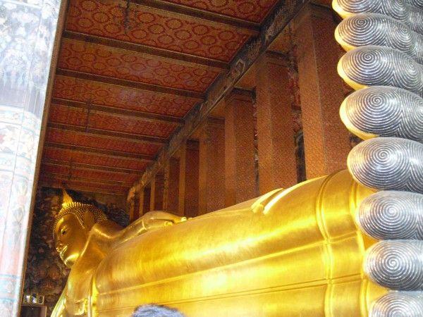 The Reclining Buddha of Wat Pho, Bangkok