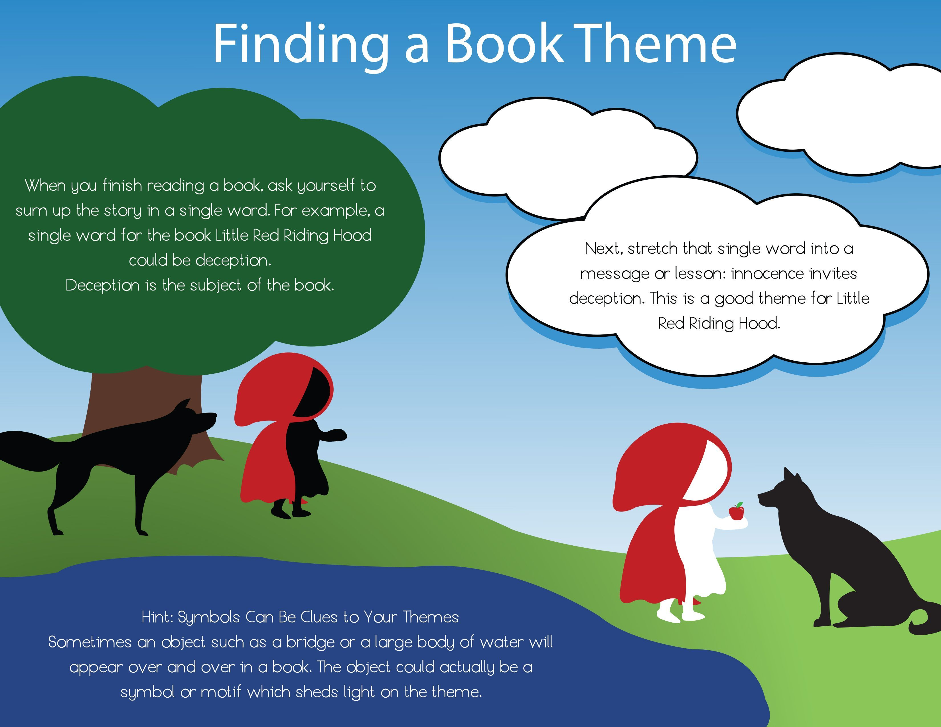 How to Find the Theme of a Book or Short Story | Book ... Universal Themes In Literature For Kids
