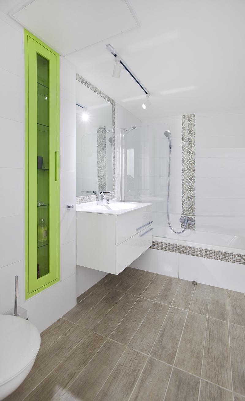 מחזירים את הפרטיות: עיצוב דירת קבלן בחיפה | בניין ודיור