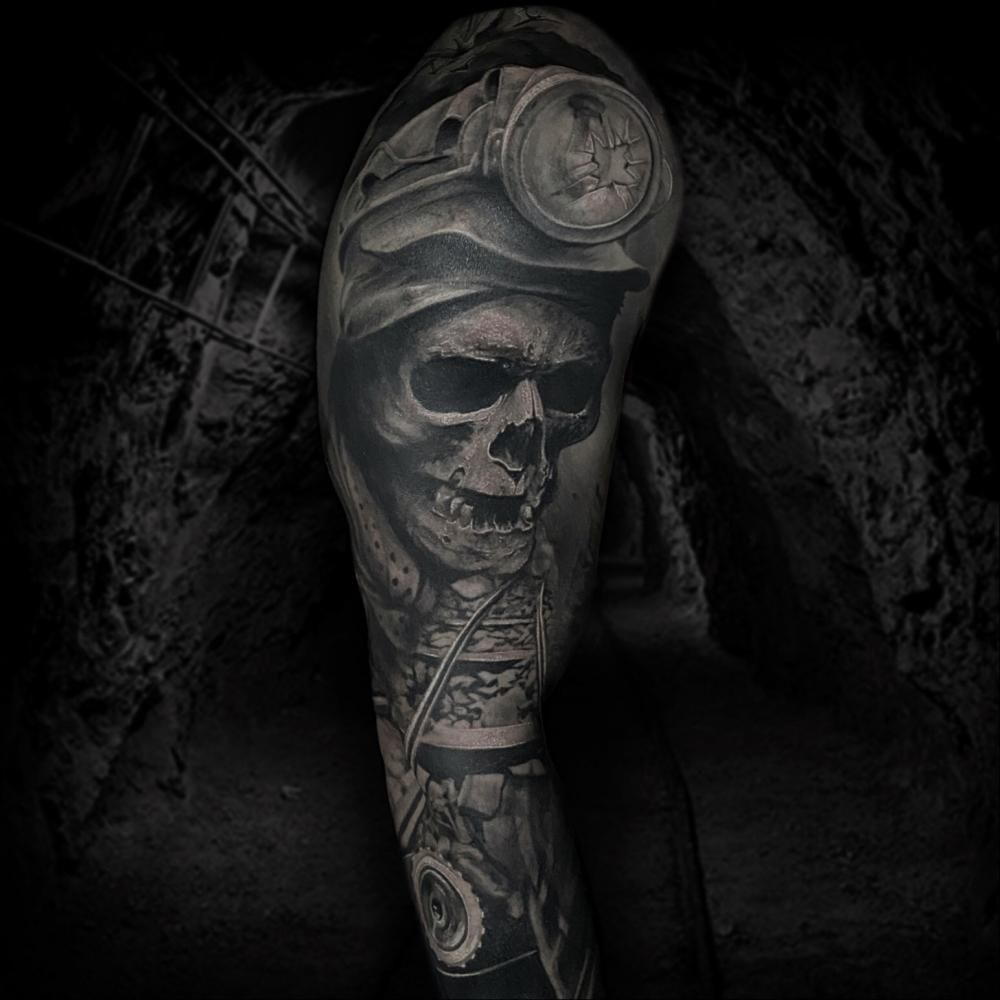 Christelle damien blainville tattoo artist in 2020