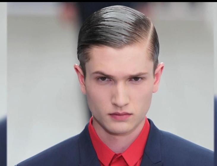 Roaring 20s Hairstyles Men Mens hair styles today.