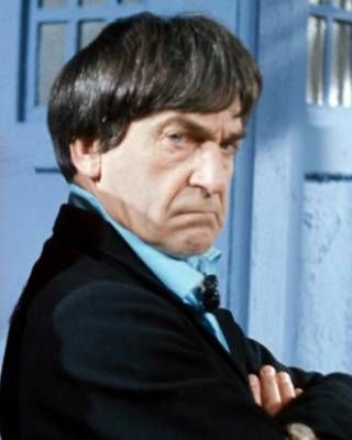 2nd doctor patrick troughton whovian pinterest
