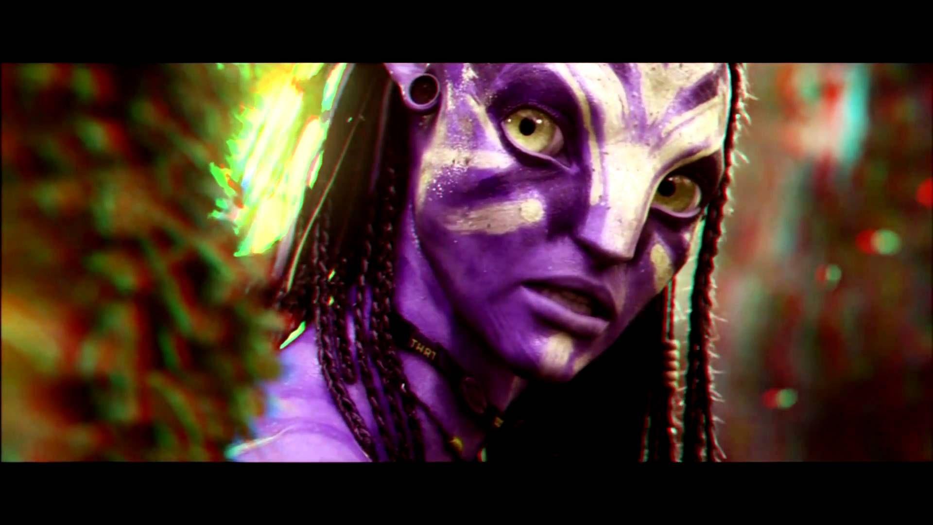 avatar 3d 1080p anaglyph trailer - youtube   3d photos   pinterest