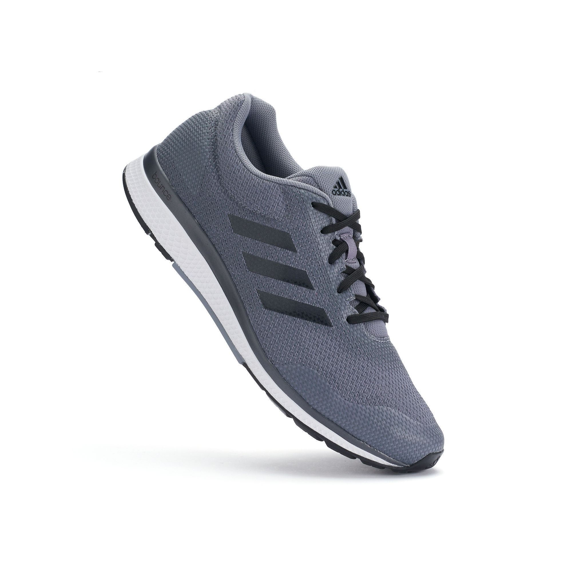 Adidas Blue Athletic Shoes Running Bounce Sole Size 8