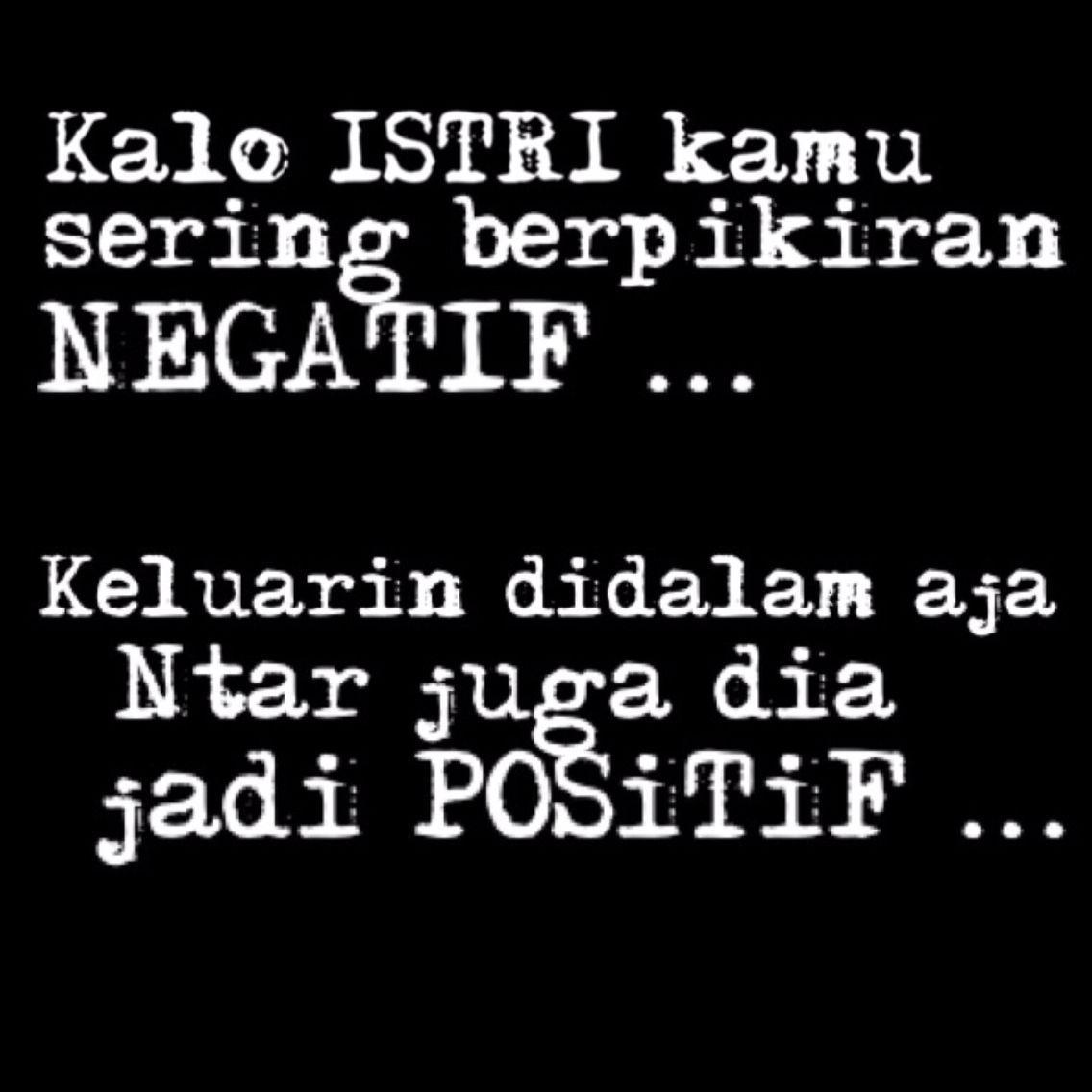 Negatif Vs Positif Dengan Gambar