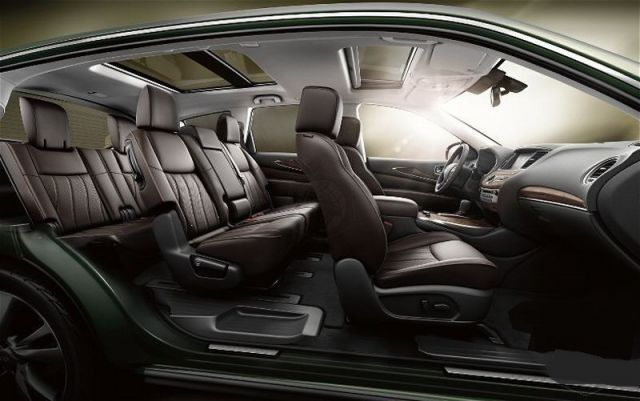 Lexus Ux250h And 7 Seater Rx450hl Interior