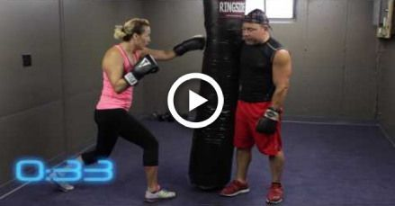 Best Heavy Bag Boxing Workout For Women To Lose Weight Fast l Best Home Boxing Workouts  Best Heavy...