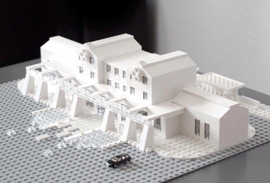 Lego Architecture Studio … Lego arquitectura, Legos