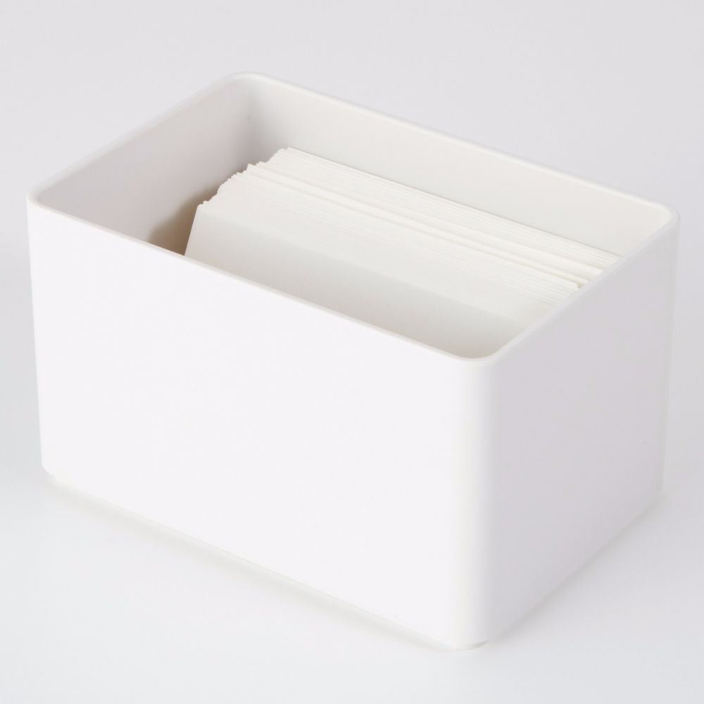 D Abs Box 1 8 W3 1xd4 7 Xh2 8 Resin Box Storing Cookies Muji Online Store