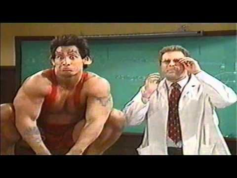 mr peepers and father the rock chris kattan snl come see chris