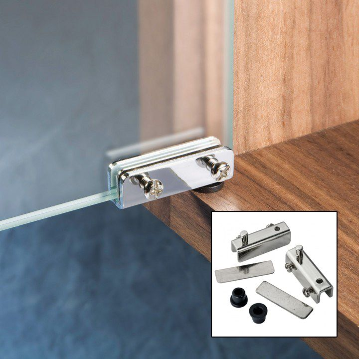 Shallow Channel Glass Door Hinge For 1 4 Glass Door Hinges Glass Door Door Hinges