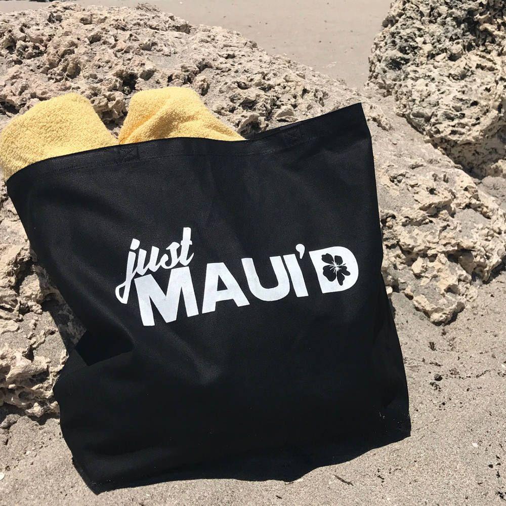 Honeymoon Tote Bag Just Maui D