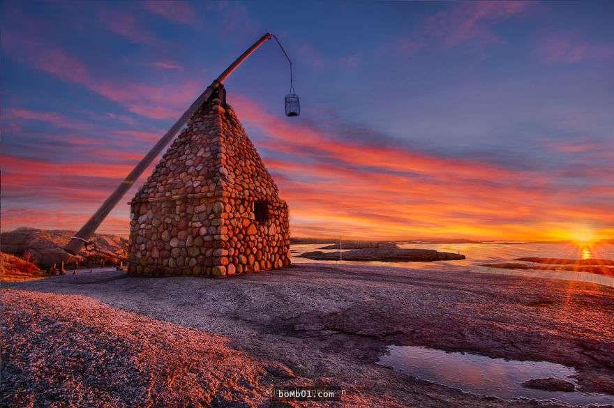 請相信你眼睛看到的都是真的…20個你從來不知道真的存在於挪威的童話景象! - boMb01